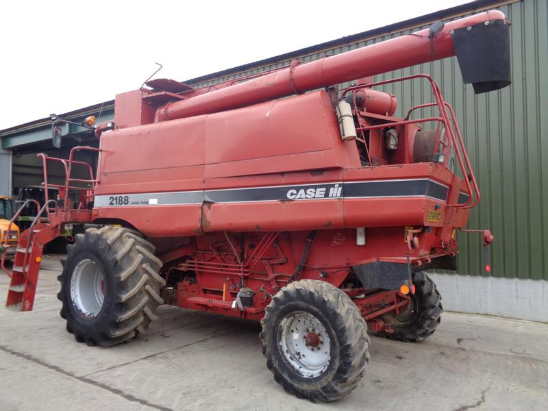 Case Axial-flow 2188 combine