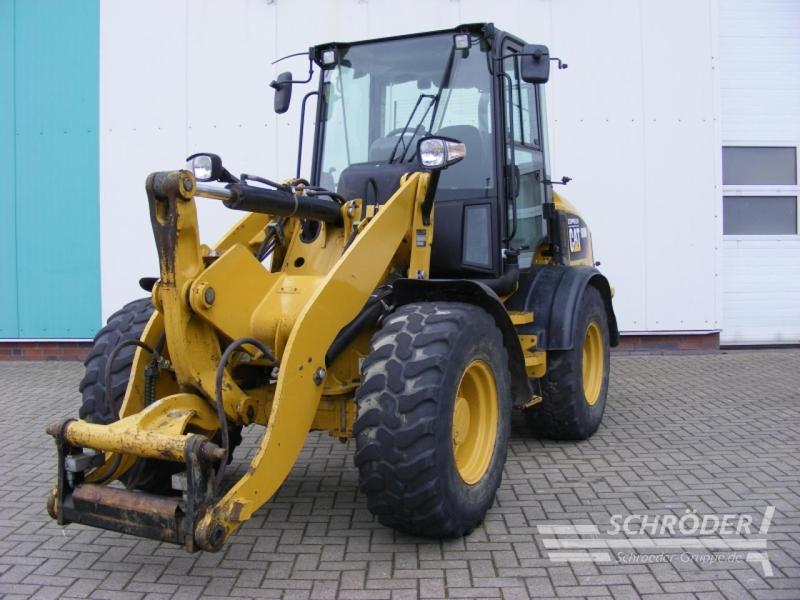 Caterpillar Radlader 908 M