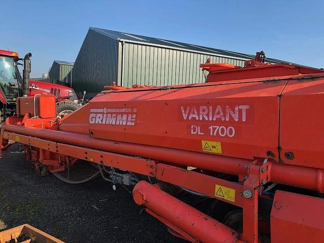 Grimme DL1700 VARIANT POTATO HARVESTER
