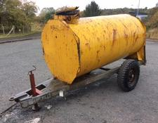 MAINWAY ENGINEERING 500G BUNDED FUEL BOWSER
