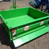 Heckcontainer, Transportcontainer, Heckmulde Heckmulde, Kippmulde, Kippcontainer mech. + hydrl. von 1,20m - 2,20m