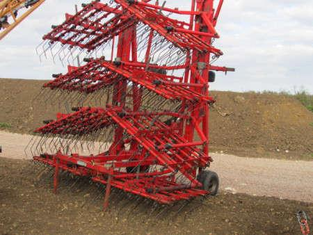 EINBOCK 12 metre Grass Harrow,