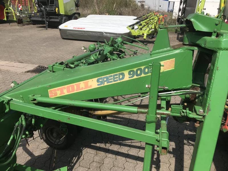 Stoll SPEED 900 HY DRO