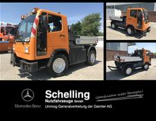 Mercedes-Benz UX 100 - Multicar -