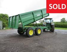 RICHARD WESTERN 11 Ton Grain Trailer