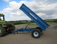 AS MARSTON DS4 4 Ton Trailer