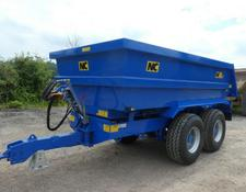 NC 320 DUMP TRAILER BRAND NEW