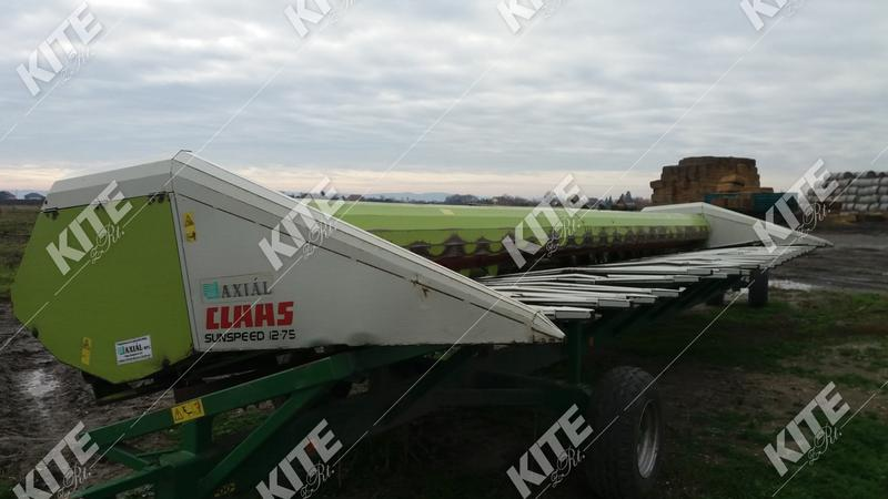 Claas Sunspeed 12-76