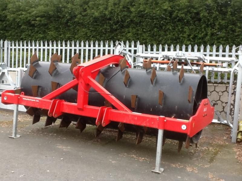 Biddy attachments 3m aerator