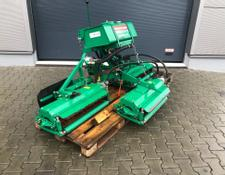Ransomes VertiCut 214 Mounted