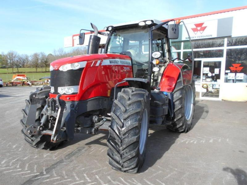 Massey Ferguson 7615 DYNA-6 EFFICIENT