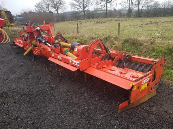 Maschio Jumbo 8m PowerHarrow For Sale